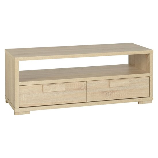 View Gambon 2 drawer tv unit