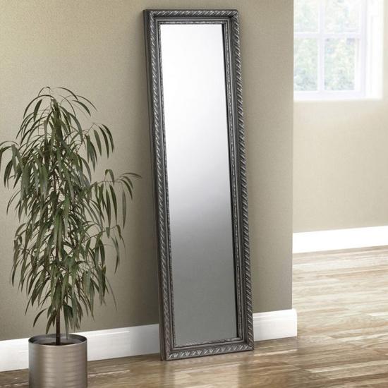 View Allegro dressing mirror in pewter