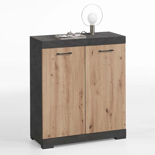 View Holte sideboard in matera and artisan oak