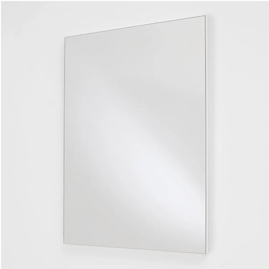 View Nia wall mirror in white
