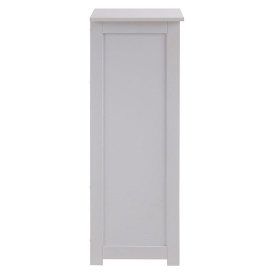 View Matar 4 drawers cabinet in white