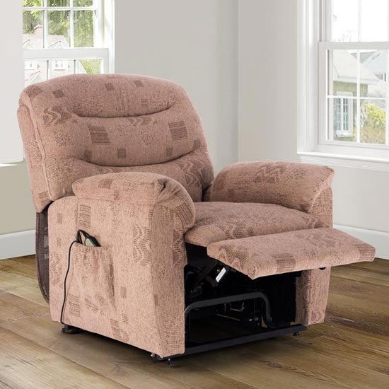 View Regency rise and recline chair in wheat
